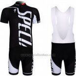 Men's Specialized RBX Comp Cycling Jersey 2012 Black White