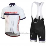 Men's Specialized RBX Comp Cycling Jersey Bib Short 2018 White Purple